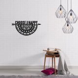 Metal Wall Art No: 34 Choosetobe