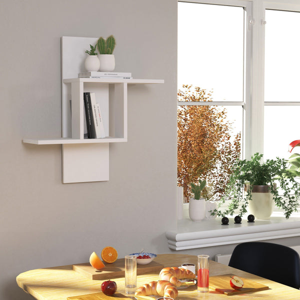 Mill Floating Wall Shelf