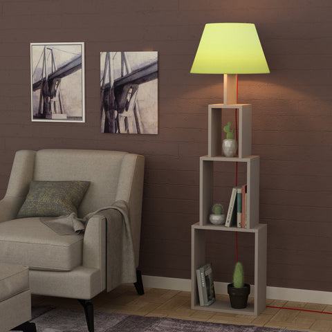 Tower L Floor Lamp