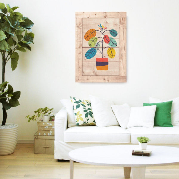 Lote Wooden Frame