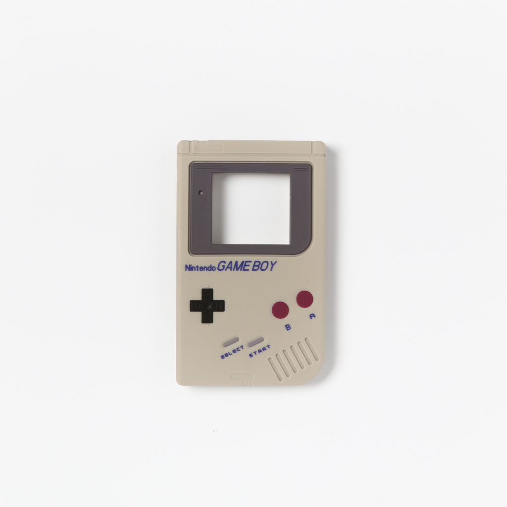 Mordedor Gameboy Gray - Kidmi