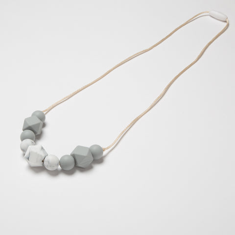 Collar Marble + Grey - Kidmi