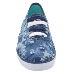 KEDS Champion Distress Denim