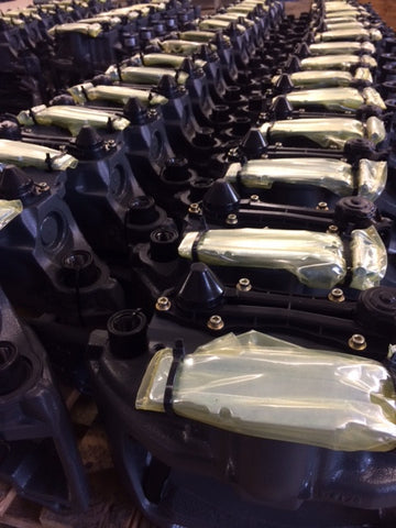 Ready to ship brake calipers