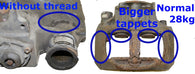 Looking for 50 x Knorr SN7 airbrake caliper [ 0°] right-left