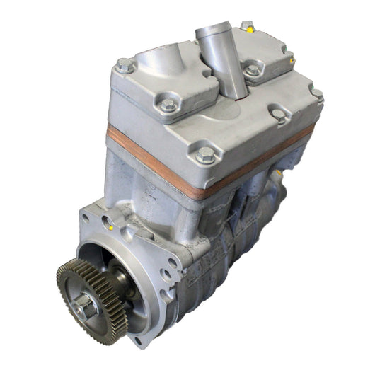 LP490 Voith compressor 2 cylinder old unit or remanufactured part / Voith Kompressor 2 Zylinder gebraucht oder instandgesetzt