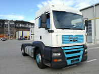 MAN TGA 18.413 4x2 FLS Truck complete for Export - Parts Donor (optionally disassembled and loaded in container) 2004