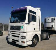 MAN TGA 18.430 4x2 BLS Truck complete for Export - Parts Donor (optionally disassembled and loaded in container) 2005