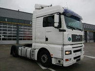 MAN TGA 18.440 4X2 BLS Truck complete for Export - Parts Donor (optionally disassembled and loaded in container) 2007