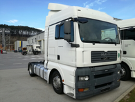 MAN TGA 18.440 LLS-U Truck complete for Export - Parts Donor (optionally disassembled and loaded in container) 2007