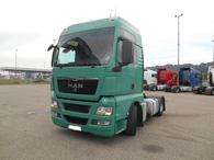 MAN TGX 18.440 4X2 BLS Truck complete for Export - Parts Donor (optionally disassembled and loaded in container) 2008 - 4 x available