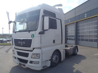 MAN TGX 18.440 4x2 LLS-U Truck complete for Export - Parts Donor (optionally disassembled and loaded in container) 2008