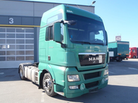 MAN TGX 18.440 4X2 BLS Truck complete for Export - Parts Donor (optionally disassembled and loaded in container) 2009