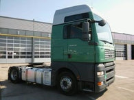 MAN TGA 18.540 4X2 BLS Truck complete for Export - Parts Donor (optionally disassembled and loaded in container) 2007