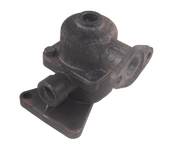 4710030207 Relay emergency valve old unit or remanufactured part / Trailer brake valve gebraucht oder instandgesetzt