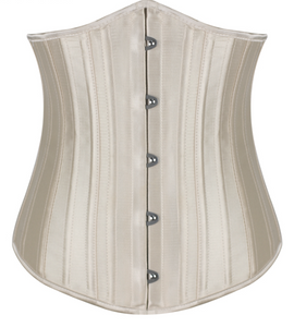 Satin Steel Bone Corset