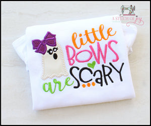 Little Bows are Scary