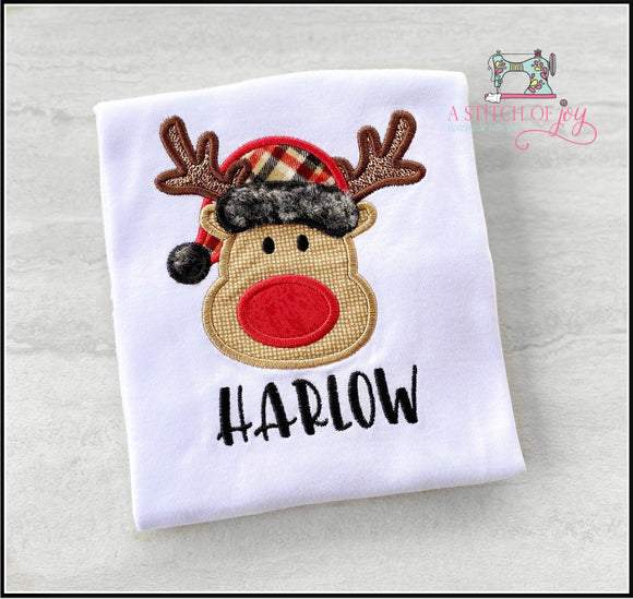 Reindeer with Hat
