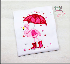 Flamingo Love Showers