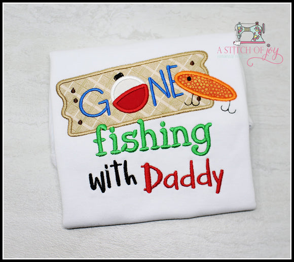 Gone Fishing with Daddy