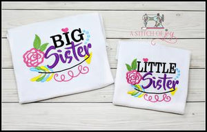 Big Sister - Little Sister