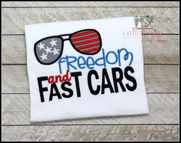 Freedom and Fast Cars