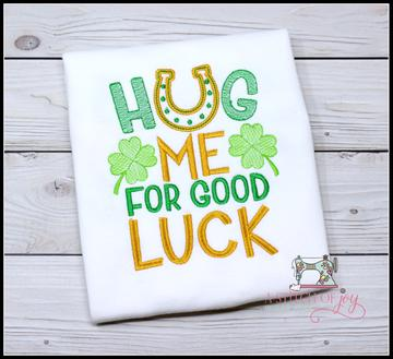 Hug Me for Luck