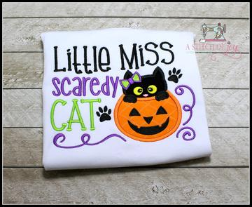 Little Miss Scaredy Cat