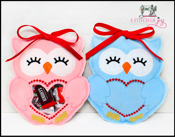 Little Owl Treat Bags