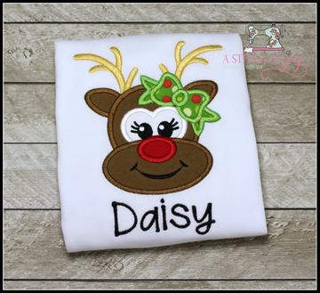 Girly Reindeer