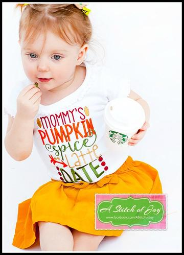 Mommy's Pumpkin Spice Latte Date