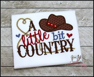 A Little Bit Country