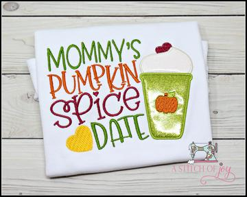 Mommy's Pumpkin Spice Date