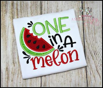 One in a Melon - Watermelon