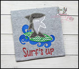 Surf's Up Shark