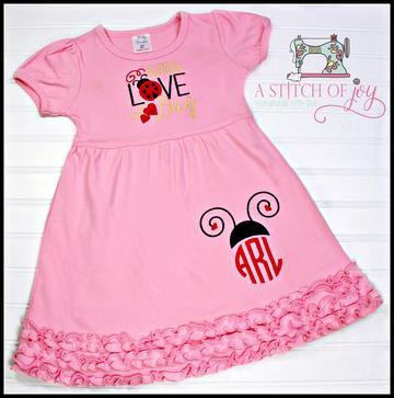 Little Love Bug Dress