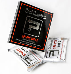 Individually Wrapped Sports Towelettes
