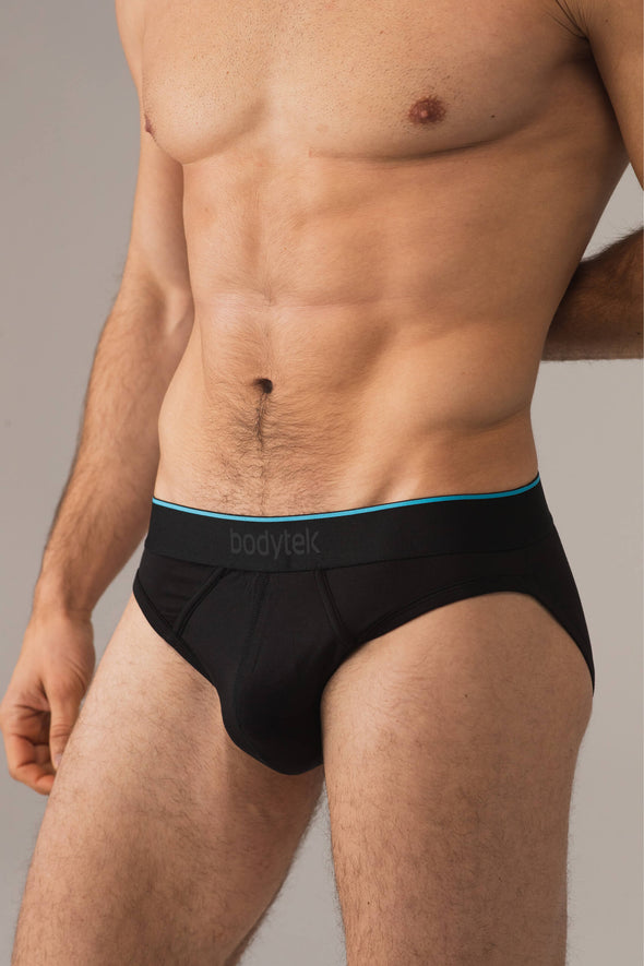 vital brief - black