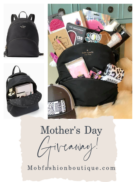 Mother's Day Kate Spade Giveaway