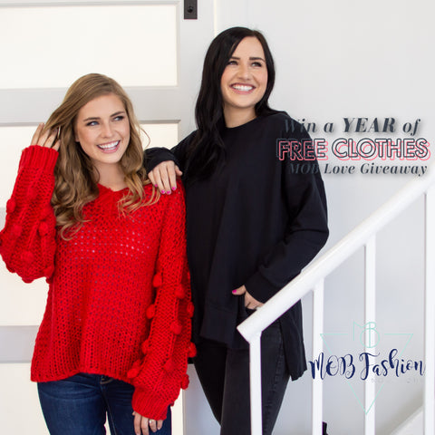 Win a year of free clothes