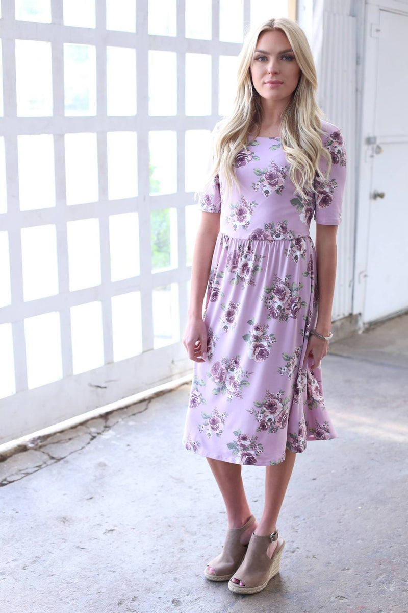 Natalie Swing | Lilac - MOB Fashion Boutique