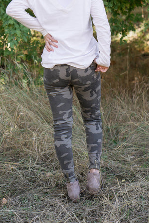 Kristie Camo Motos - MOB Fashion Boutique