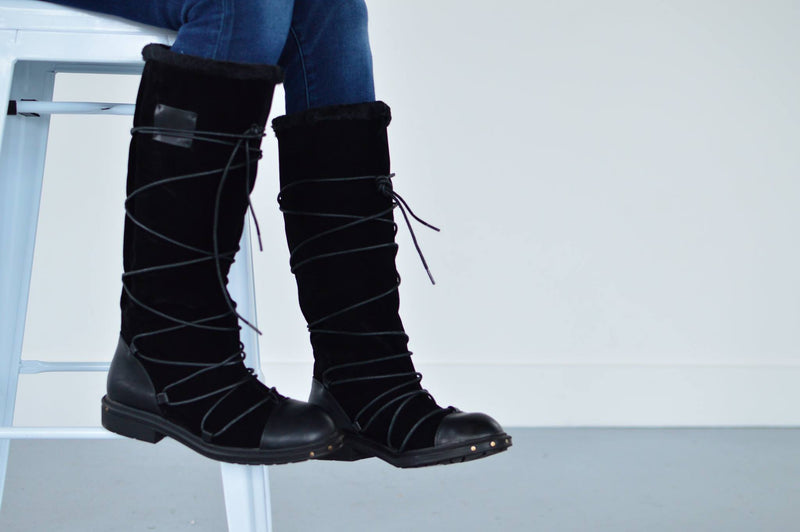 Relaxed Rider Snow Boot - MOB Fashion Boutique