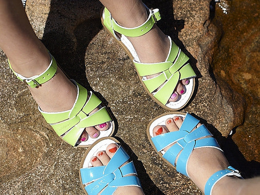 Original Salt Water Sandals | Turquoise - MOB Fashion Boutique