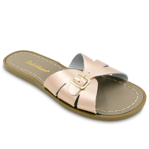 Salty Slides | Rose Gold - MOB Fashion Boutique