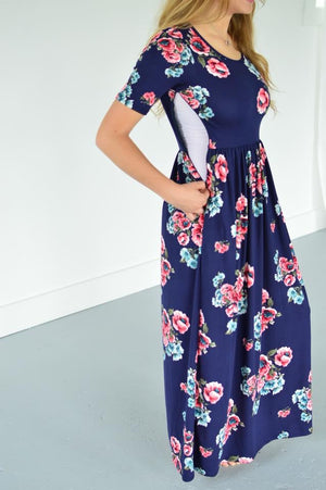 The MOB Maxi | NON-Nursing Friendly Option - MOB Fashion Boutique
