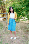 Salt Water Skirt - MOB Fashion Boutique