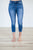 Medium Wash KanCan Crops - MOB Fashion Boutique