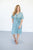 Button Down Linen Dress - MOB Fashion Boutique