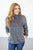 Quilted Button Down Spring Sherpa - MOB Fashion Boutique